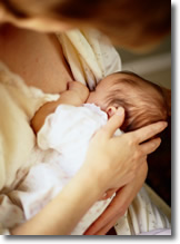 breastfeeding, mother, baby